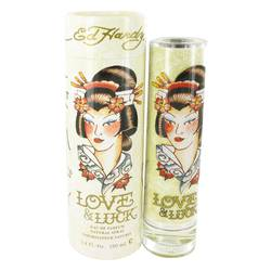 Love & Luck Eau De Parfum Spray By Christian Audigier