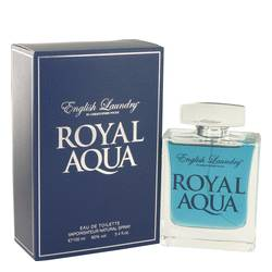 Royal Aqua Eau De Toilette Spray By English Laundry