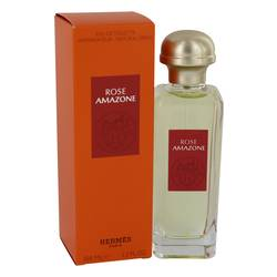 Rose Amazone Eau De Toilette Spray By Hermes