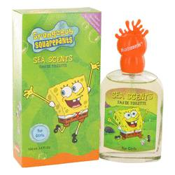 Spongebob Squarepants Eau De Toilette Spray By Nickelodeon