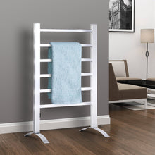 Load image into Gallery viewer, Electric Heated Towel Rail