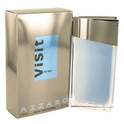 Visit Eau De Toilette Spray By Azzaro