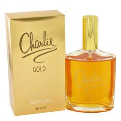 Charlie Gold Eau De Toilette Spray By Revlon
