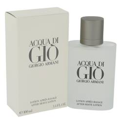Acqua Di Gio After Shave By Giorgio Armani
