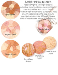 Baked Mineral Blushes