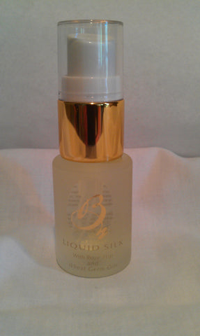 Vitamin A & E Liquid Gold/Silk