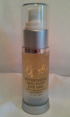 Refreshing Anti-Puff Eye Gel
