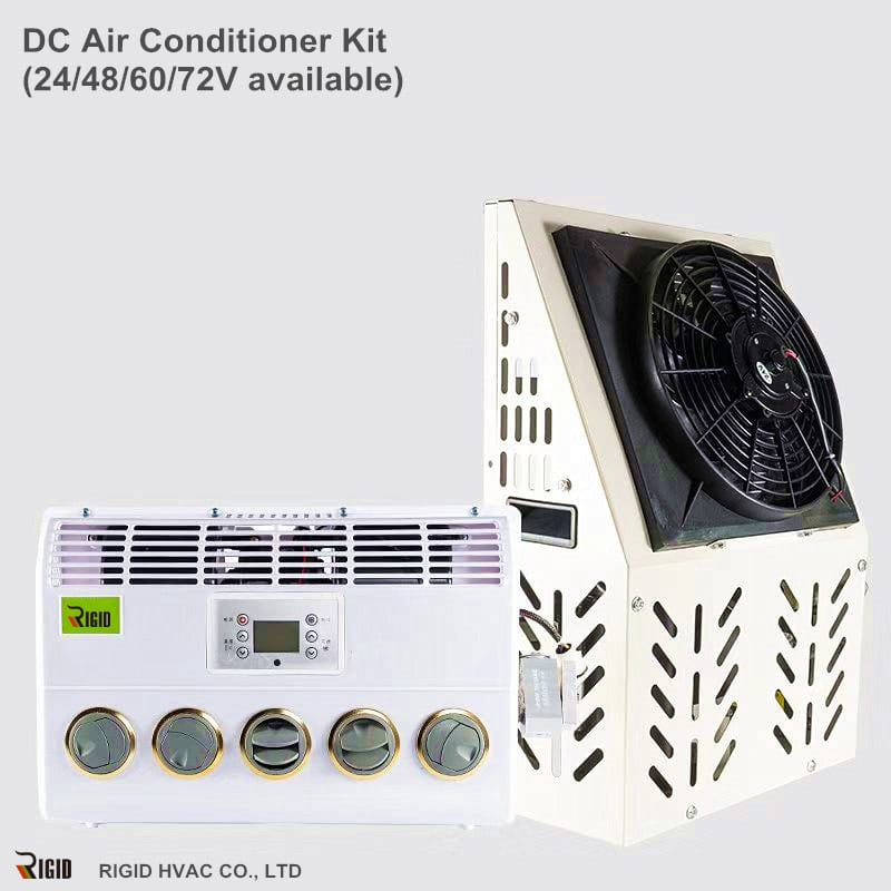 Powerful Vehicle DC Air Conditioner Vehicle A/C Kit-HS23P
