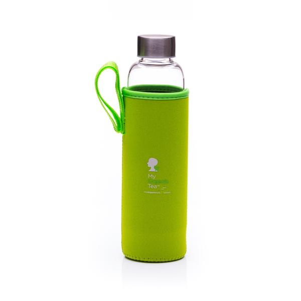 My Organic Tea Bottle Infusers - Green