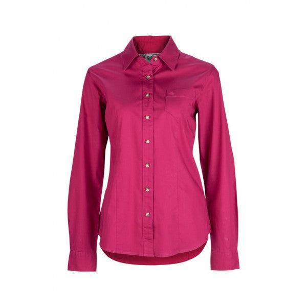 Womens Collins Shirt Ruby Rose