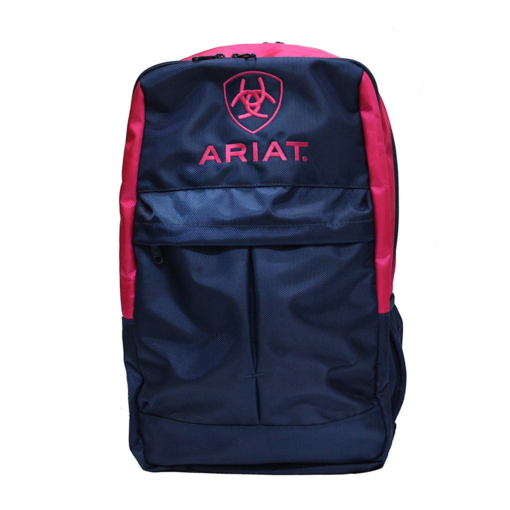 Ariat Backpack Pink/Navy
