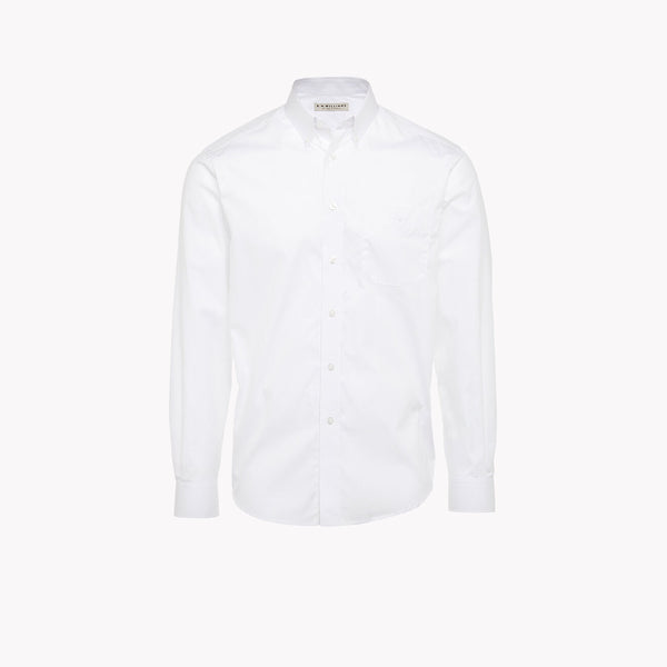 Milton Shirt White