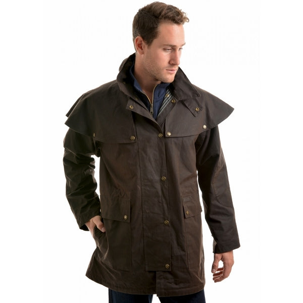 Higt Country Professionsl Oilskin Short Coat