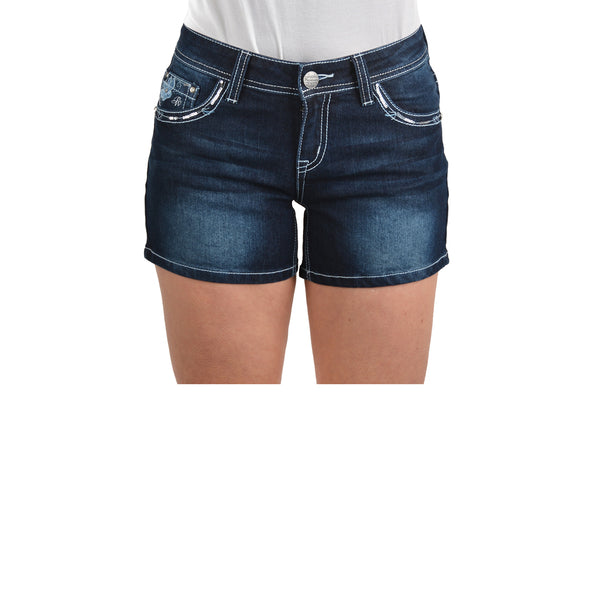 Womens Lucy Short Midnight
