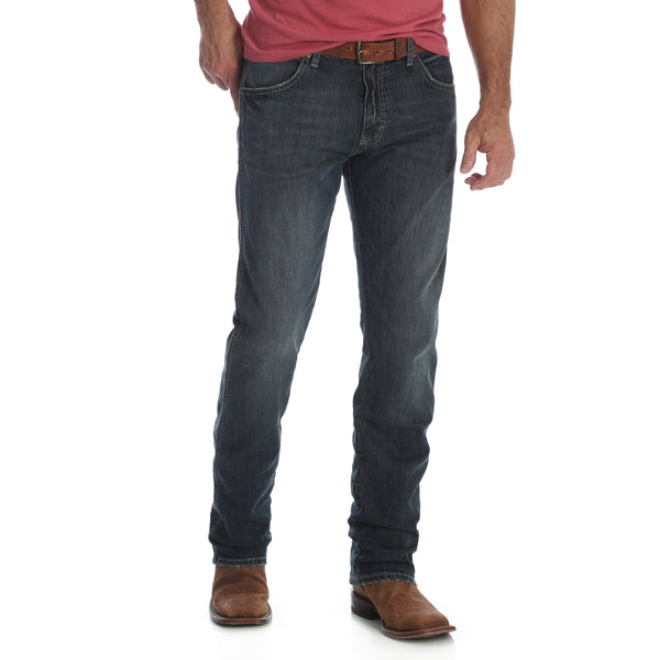 Mens Retro Slim Straight 34Leg Jean Jerome