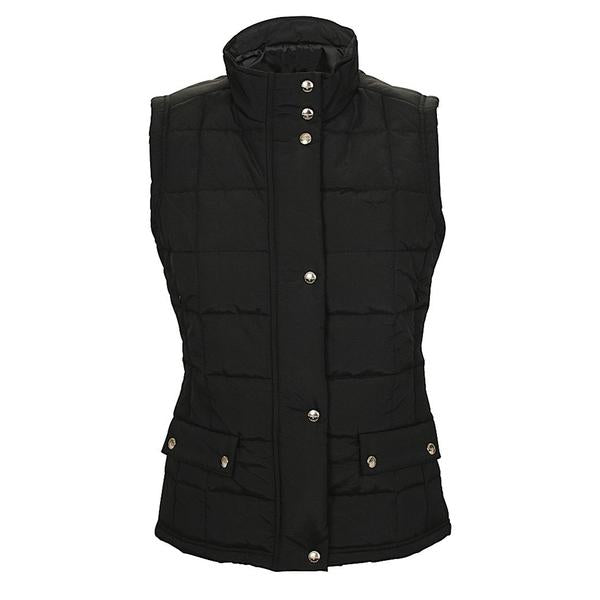 R.M. Williams Wilpena Creek Vest - Black
