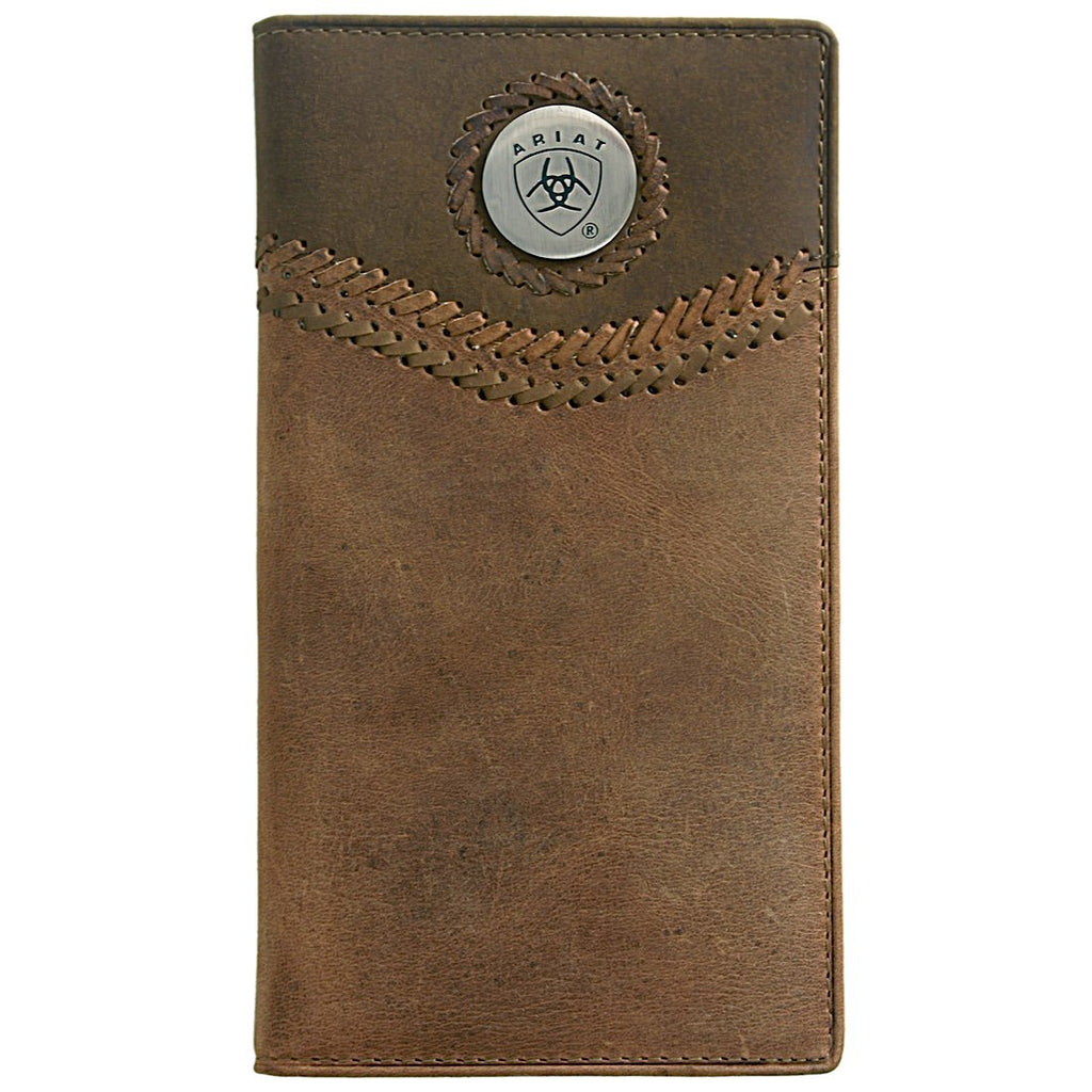 Rodeo Wallet- Chestnut / Brown WLT1101A