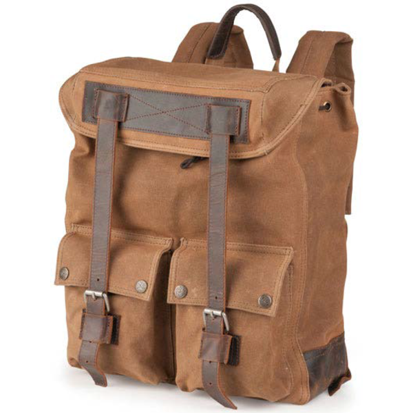 World Back Pack Walnut