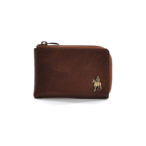 Cootamundra Coin Wallet Tan