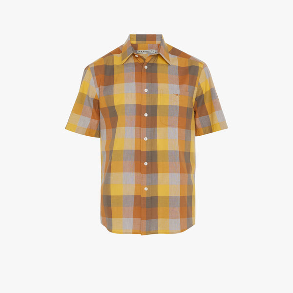 Hervey Shirt Mustard