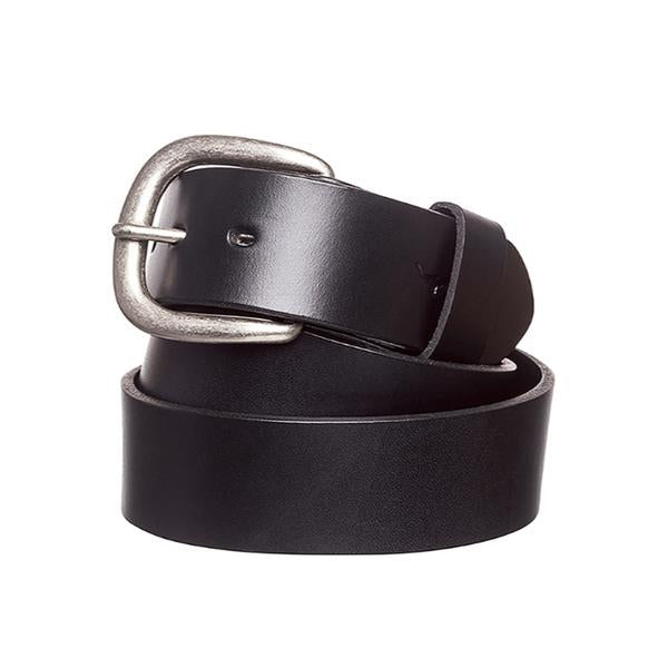 "R.M. Williams 1 1/2"" Stockmans Belt - Black"