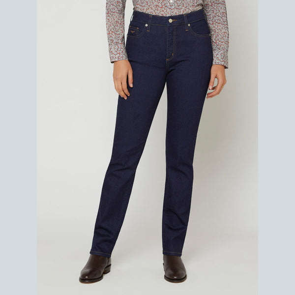 R.M.Williams Meredith Jean Indigo Rinse 32Leg