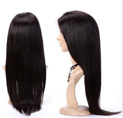 Full Lace Straight Wig Brazilian 150%