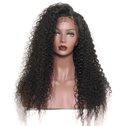 Full Lace Curly Wig Brazilian 150%