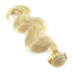 Brazilian Blonde Body wave 100% Human Hair #613