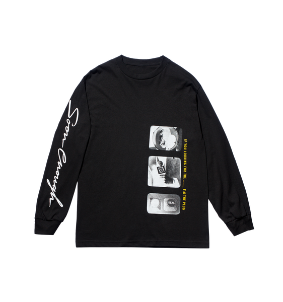 """The Plug"" Long Sleeve"