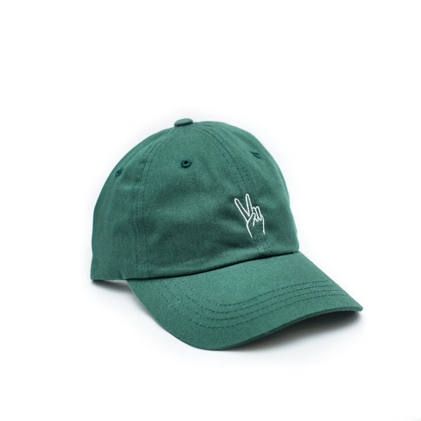 Ain't Gon Stop Hat (Green)