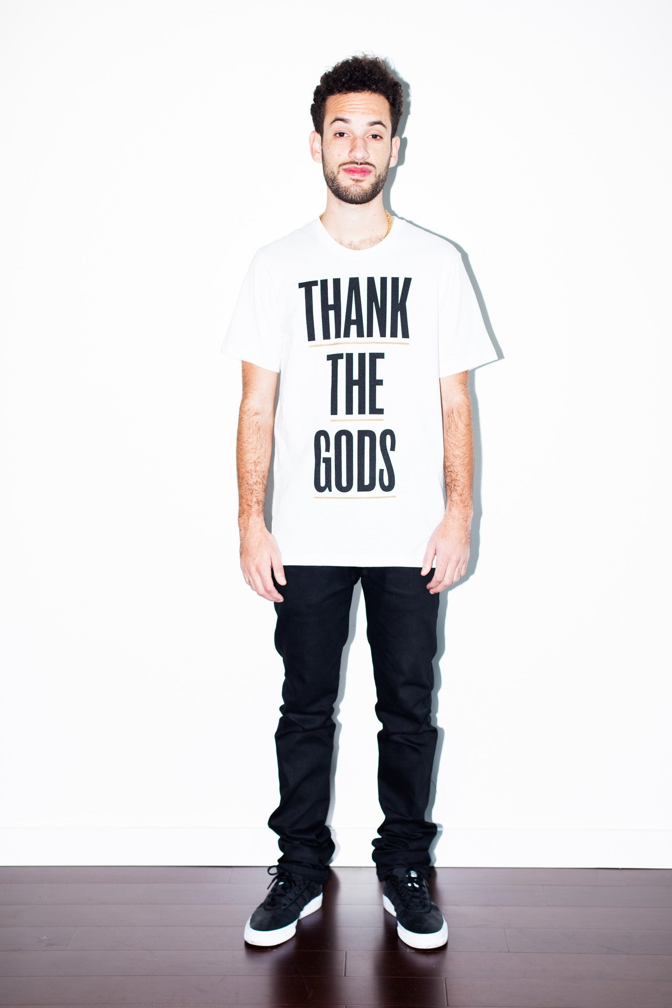 'Thank The Gods' Tee
