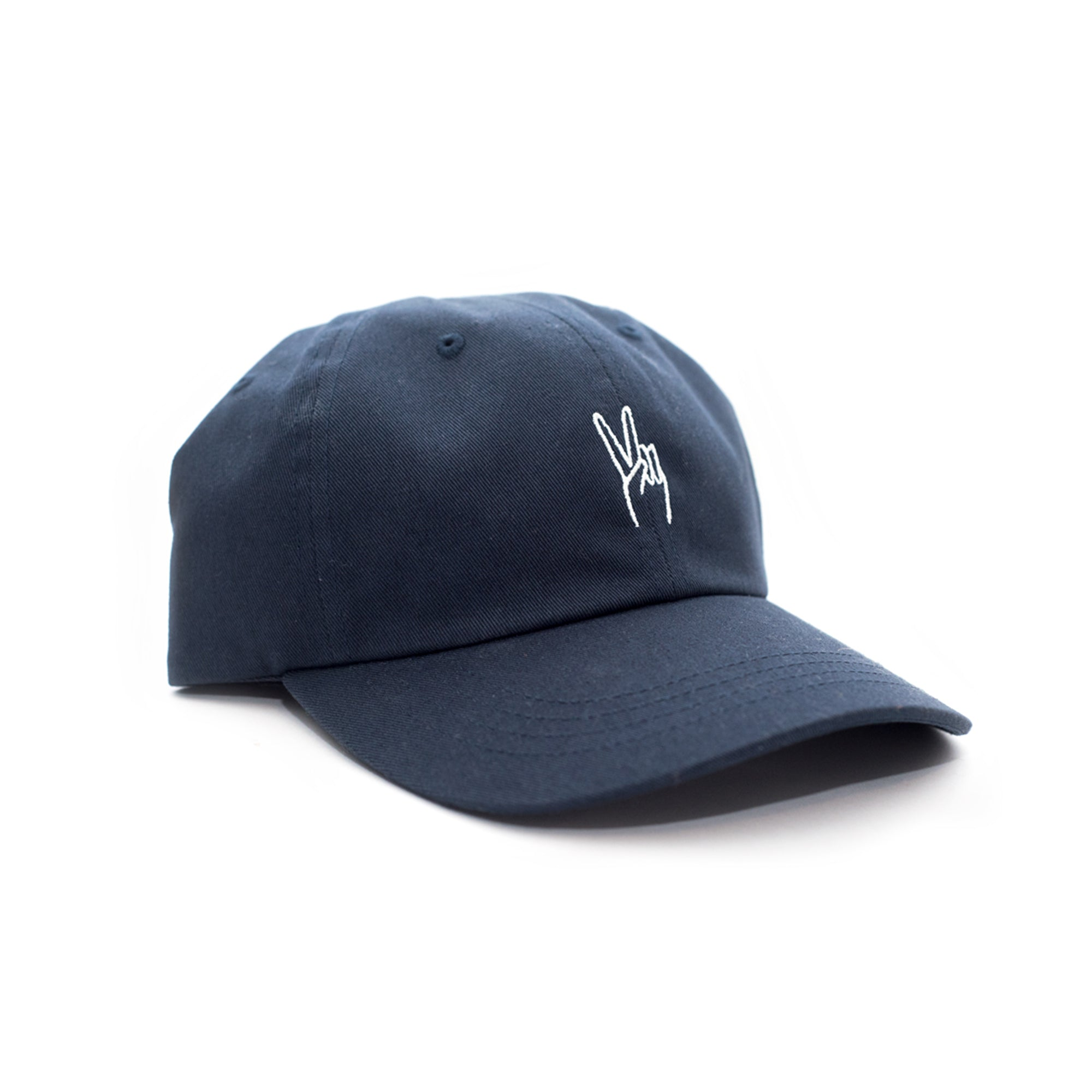 Ain't Gon Stop Hat (Navy)