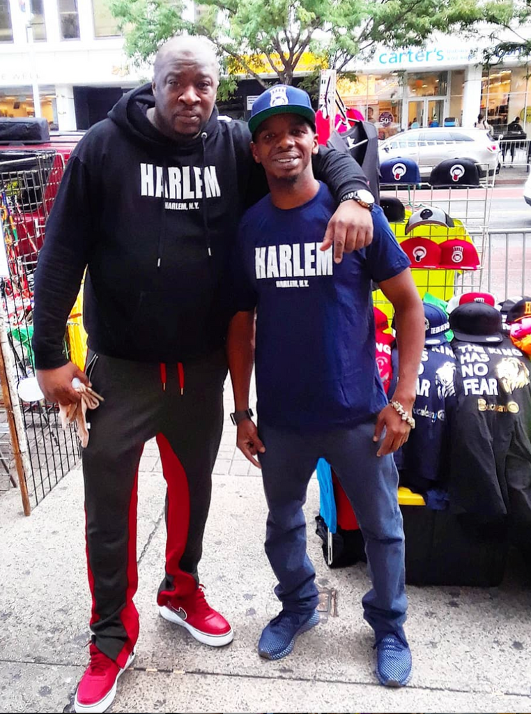 Harlem's Wolf of Battle Rap HeadIce Says Its Harlem Hoody Season