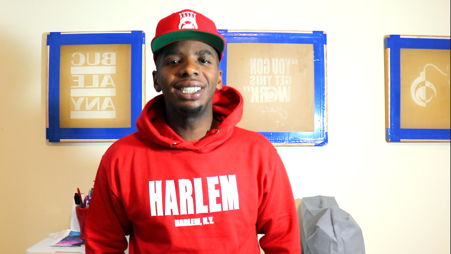 The Best HARLEM Printing Custom Service for T-shirts, Hoodies, Hats! Contact Us Now!