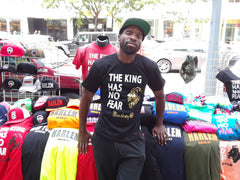 LOADED LUX THE KING HAS NO FEAR T