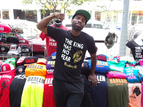 loaded lux the king has no fear
