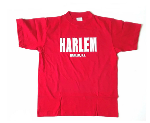 bucaleany red harlem t