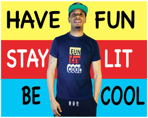 fun lit cool t