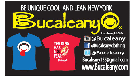 bucaleany Banner card