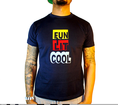 FUN LIT COOL T SHIRT