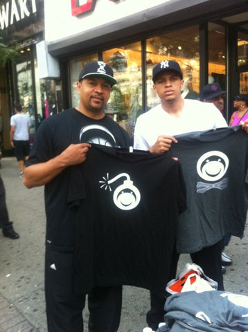 Golden State Warriors Coach & Former NBA Player Mark Jackson Shows support!!!