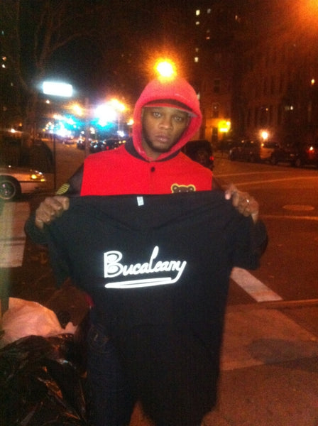 Bucaleany caught up with Rap Artist Papoose out in Brooklyn last night