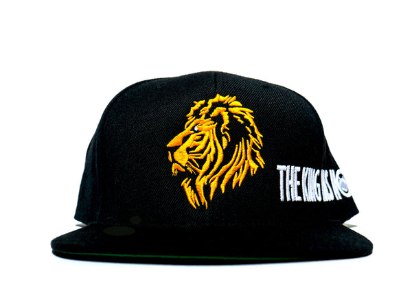 THE KING HAS NO FEAR - snapback
