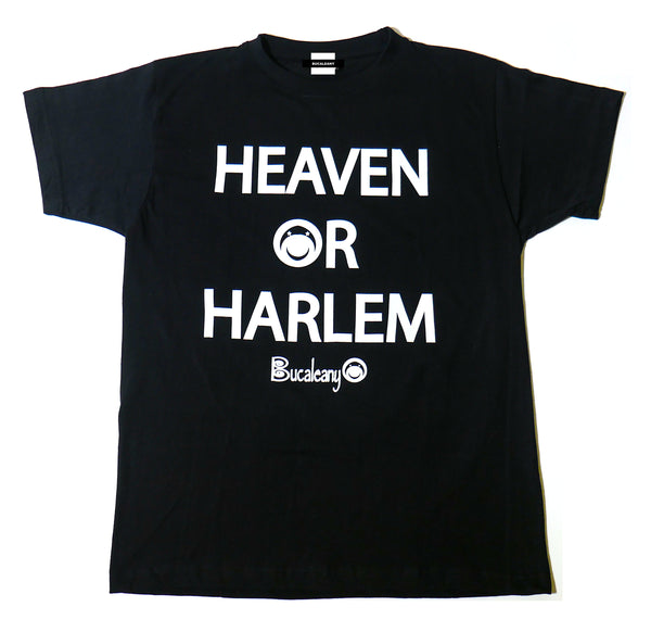 "Bucaleany ""Heaven Or Harlem"" T-shirt"