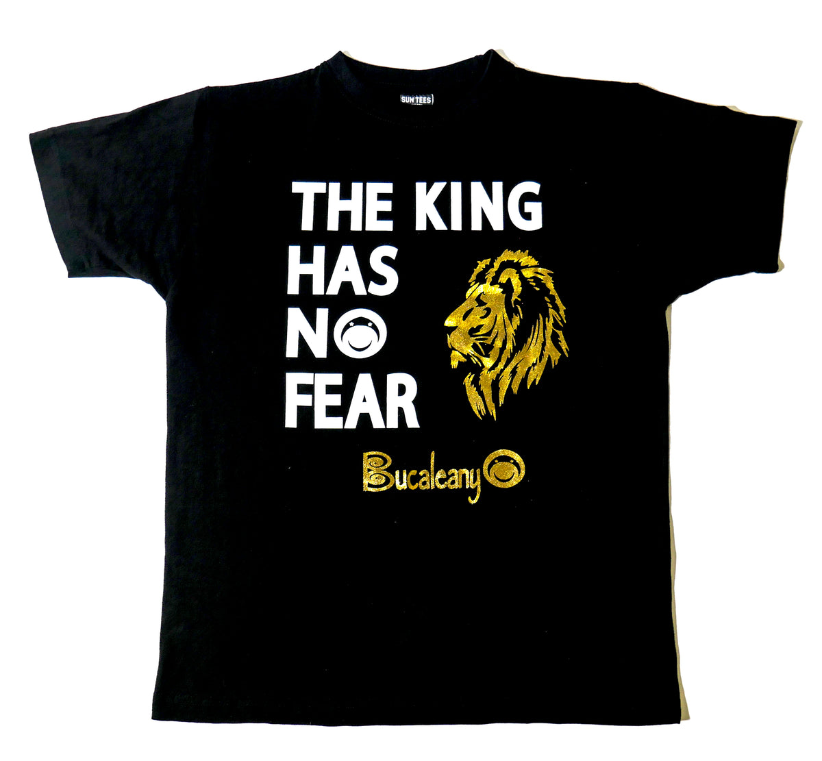 The King Has No Fear - BUCALEANY