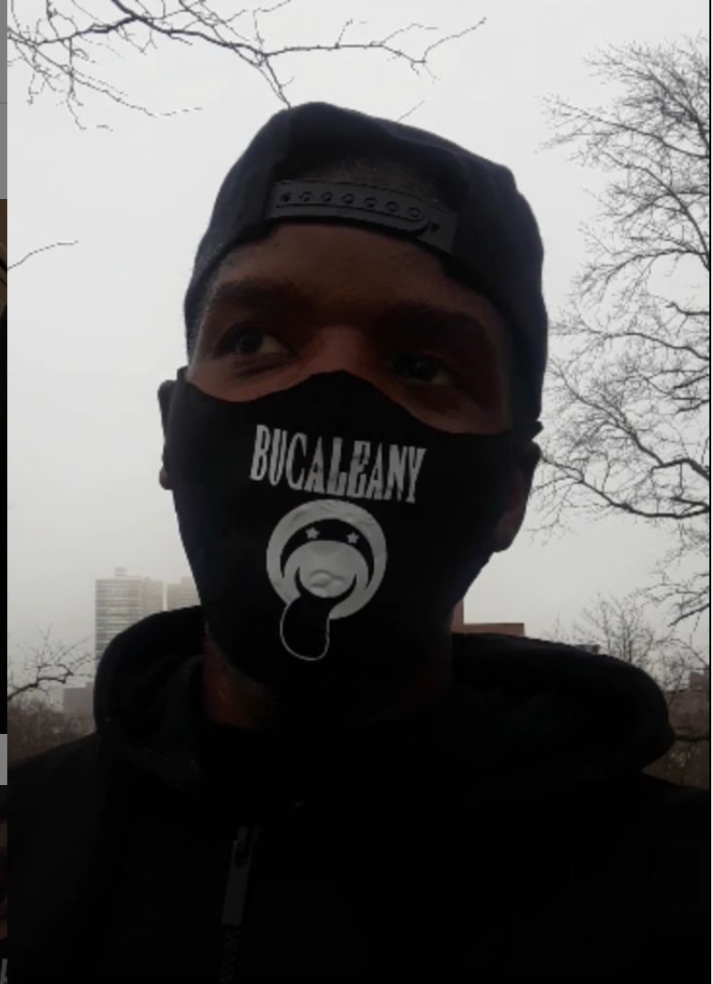 Bucaleany Mask Up
