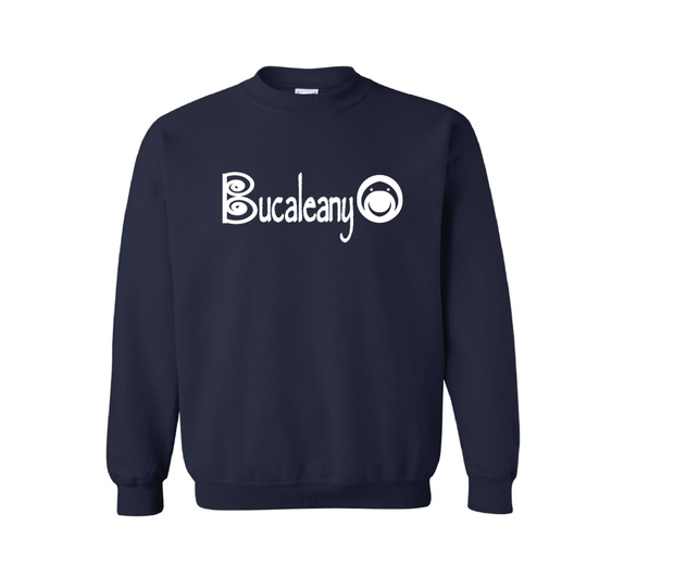 "Bucaleany ""Official"" sweatshirt Navy"