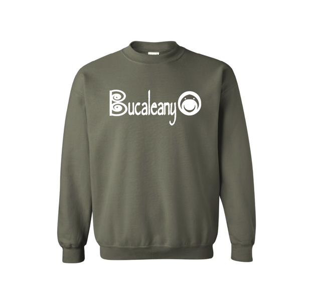 "Bucaleany ""Official"" sweatshirt Army"