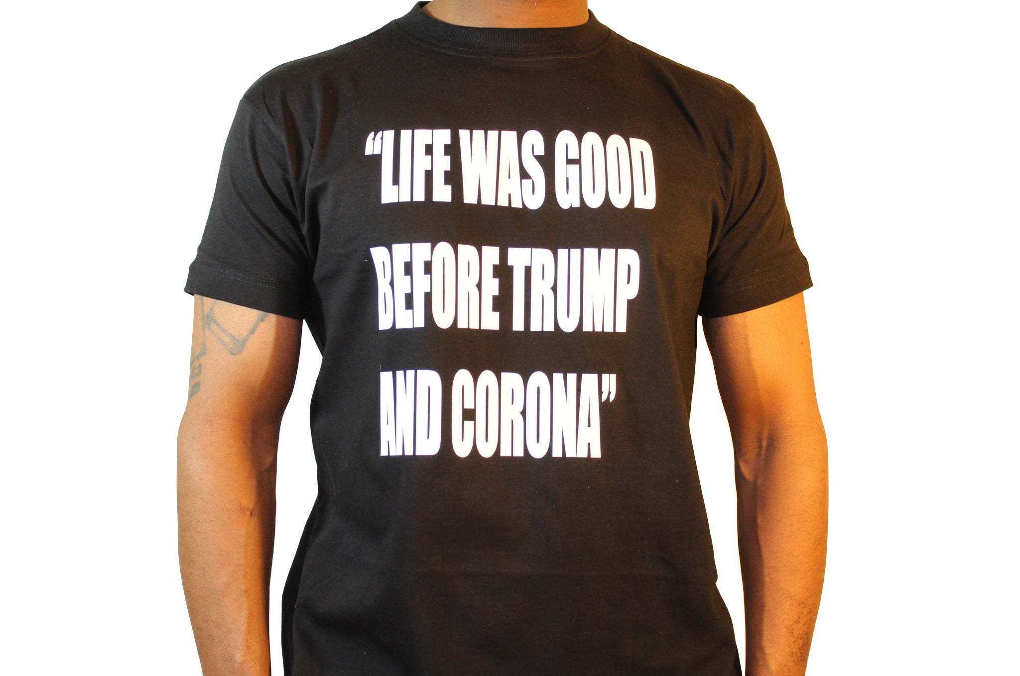 Life Was Good Before Trump And Corona